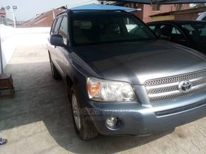 Toyota Highlander 2005 4x4 Gray   Cars for sale in Lagos State, Surulere