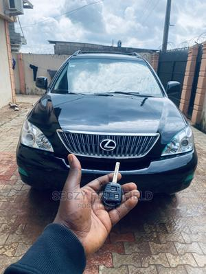Lexus RX 2005 330 Black | Cars for sale in Lagos State, Ikorodu