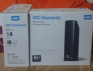 10TB WD Elements Basic Storage | Computer Hardware for sale in Abuja (FCT) State, Central Business District