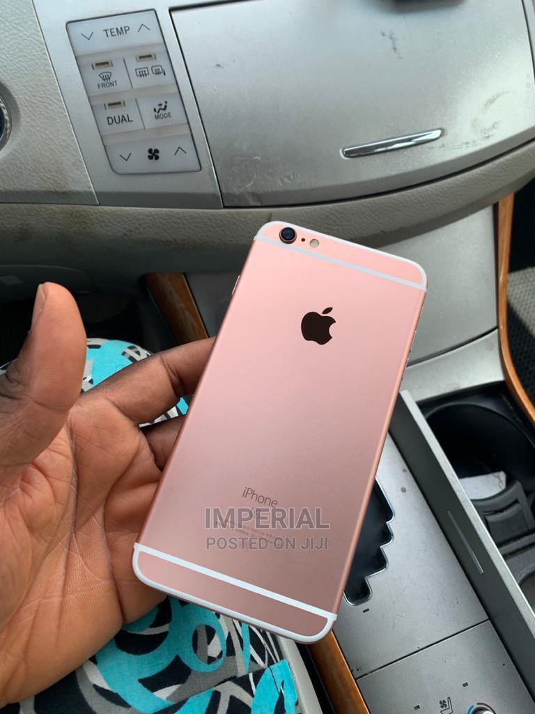 Archive: Apple iPhone 6s Plus 32 GB Rose Gold
