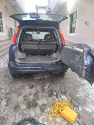 Honda CR-V 2000 2.0 Automatic Blue | Cars for sale in Lagos State, Ajah