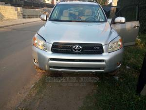 Toyota RAV4 2008 Limited V6 4x4 Silver   Cars for sale in Lagos State, Surulere