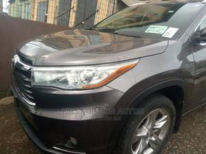Toyota Highlander 2014 Gray   Cars for sale in Oyo State, Ibadan