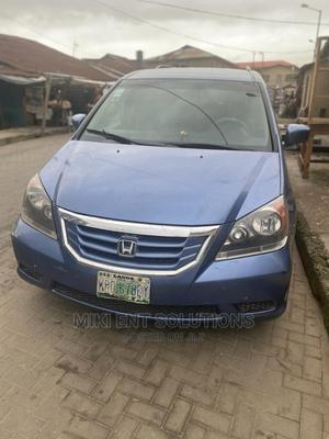 Honda Odyssey 2007 Touring Blue   Cars for sale in Lagos State, Shomolu