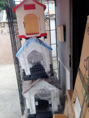 Dog Plastic House | Pet's Accessories for sale in Lagos State, Kosofe