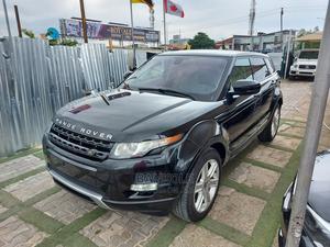 Land Rover Range Rover Evoque 2014 Black | Cars for sale in Lagos State, Lekki