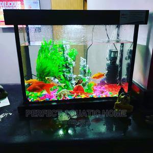 Aquarium 24*22*8 | Pet's Accessories for sale in Lagos State, Lekki
