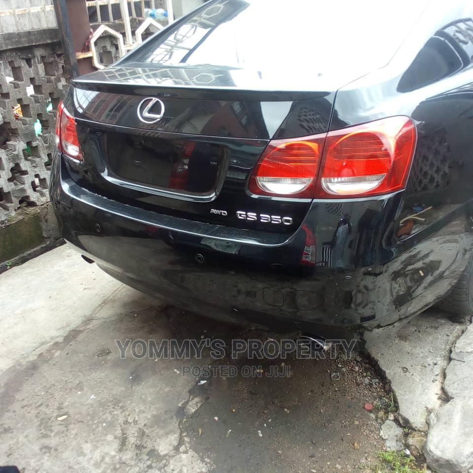 Lexus GS 2011 Black   Cars for sale in Surulere, Lagos State, Nigeria