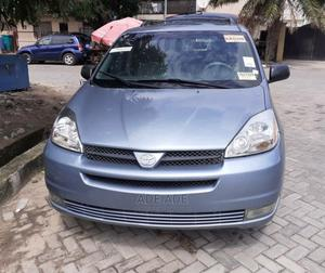 Toyota Sienna 2005 Blue | Cars for sale in Lagos State, Surulere