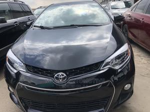 Toyota Corolla 2015 Black | Cars for sale in Lagos State, Apapa