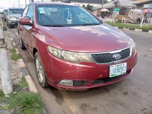 Hyundai Sonata 2010 Red | Cars for sale in Lagos State, Ikeja