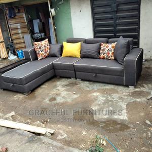 L Shape Sofa   Furniture for sale in Lagos State, Gbagada
