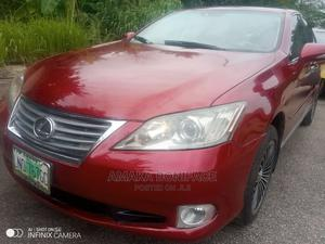 Lexus ES 2011 350 Red   Cars for sale in Delta State, Oshimili South