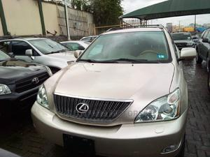 Lexus RX 2007 350 4x4 Gold | Cars for sale in Lagos State, Ojodu