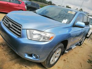 Toyota Highlander 2010 SE Blue   Cars for sale in Lagos State, Amuwo-Odofin