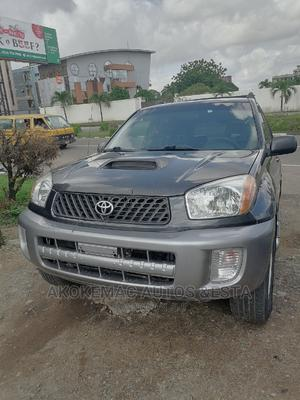 Toyota RAV4 2002 Automatic Black   Cars for sale in Lagos State, Ikeja