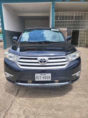 Toyota Highlander 2012 Black | Cars for sale in Lagos State, Ajah