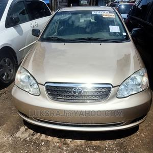 Toyota Corolla 2008 Gold | Cars for sale in Lagos State, Surulere