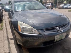 Honda Accord 2005 2.0 Comfort Automatic Gray | Cars for sale in Lagos State, Ikeja