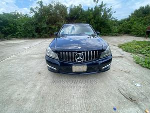 Mercedes-Benz C300 2013 Blue   Cars for sale in Lagos State, Isolo