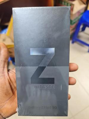 New Samsung Galaxy Z Flip 256 GB Black | Mobile Phones for sale in Lagos State, Ikeja