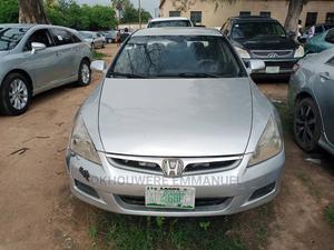 Honda Accord 2005 Automatic Silver | Cars for sale in Kaduna State, Zaria