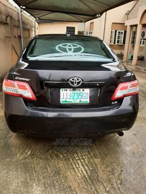 Toyota Camry 2010 Black | Cars for sale in Lagos State, Agboyi/Ketu
