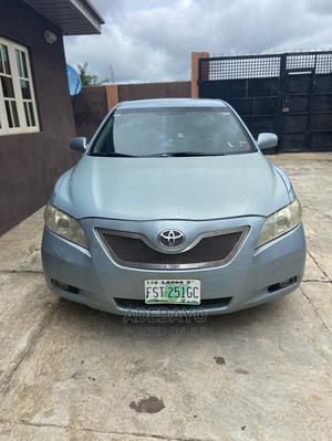 Toyota Camry 2007 Blue | Cars for sale in Oyo State, Ibadan