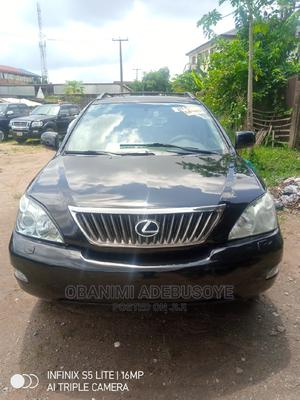Lexus RX 2008 Black   Cars for sale in Lagos State, Alimosho