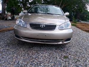 Toyota Corolla 2006 Gold | Cars for sale in Abuja (FCT) State, Gwarinpa