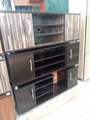 Quality Wooden Tv Shelf | Furniture for sale in Lagos State, Lagos Island (Eko)