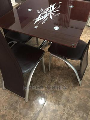 4seaters Dinning Set   Furniture for sale in Lagos State, Ikorodu