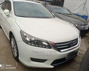 Honda Accord 2015 White | Cars for sale in Lagos State, Ojodu