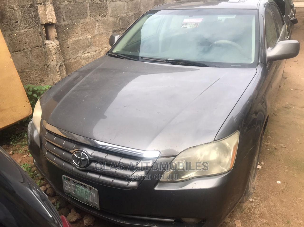 Toyota Avalon 2008 Gray   Cars for sale in Ifako-Ijaiye, Lagos State, Nigeria