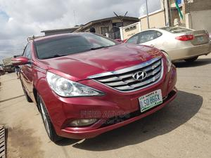 Hyundai Sonata 2012 GLS PZEV Red | Cars for sale in Lagos State, Ikeja