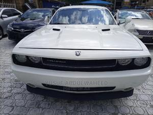 Dodge Challenger 2010 SE White | Cars for sale in Abuja (FCT) State, Central Business District