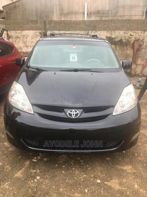 Toyota Sienna 2008 XLE AWD Black | Cars for sale in Lagos State, Egbe Idimu