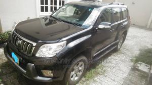 Toyota Land Cruiser Prado 2013 Black | Cars for sale in Lagos State, Magodo