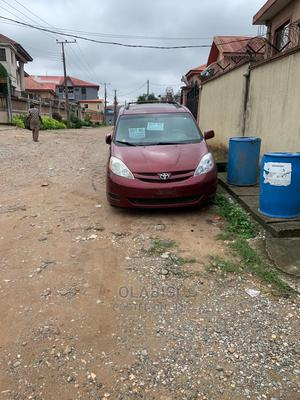 Toyota Sienna 2009 Red | Cars for sale in Lagos State, Oshodi