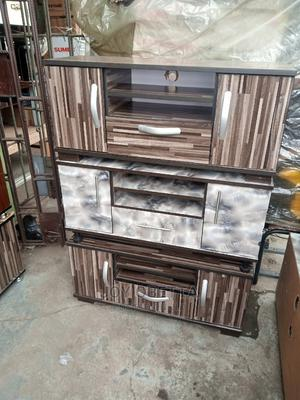 Wooden Tv Stand | Furniture for sale in Lagos State, Lagos Island (Eko)