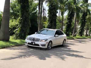 Mercedes-Benz C300 2014 White | Cars for sale in Abuja (FCT) State, Garki 2