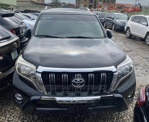 Toyota Land Cruiser Prado 2007 Black | Cars for sale in Lagos State, Ifako-Ijaiye