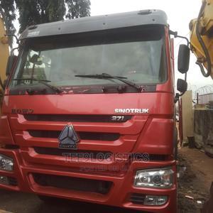Howo 371hp 2015 Tipper Truck | Trucks & Trailers for sale in Lagos State, Gbagada