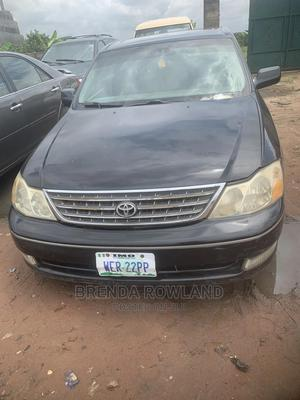 Toyota Avalon 2004 XL Black | Cars for sale in Imo State, Owerri