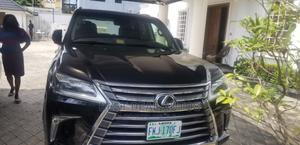 Lexus LX 2017 570 AWD Black | Cars for sale in Lagos State, Victoria Island