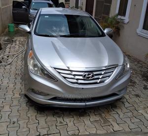 Hyundai Sonata 2014 Silver   Cars for sale in Lagos State, Ojodu