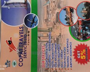 Flight Reservation, Visa and Tours   Travel Agents & Tours for sale in Abuja (FCT) State, Wuse
