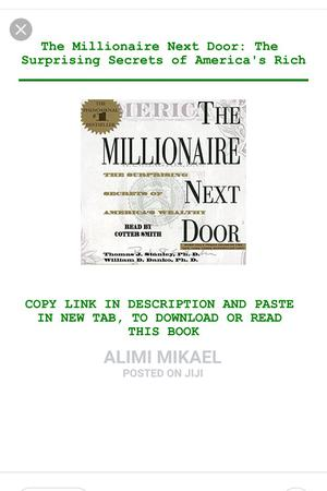 The Millionaira Next Door | Books & Games for sale in Osun State, Osogbo