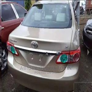 Toyota Corolla 2013 Silver | Cars for sale in Kwara State, Ilorin South