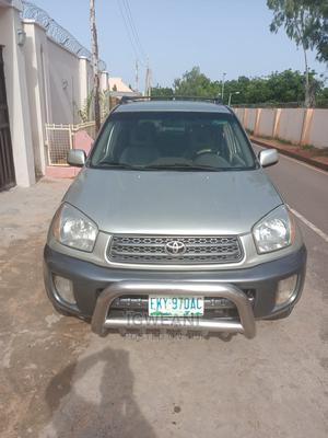 Toyota RAV4 2004 Silver | Cars for sale in Abuja (FCT) State, Lugbe District